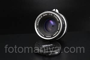 Nikkor-H  50mm f2.0 Non-Ai Nippon Kogaku