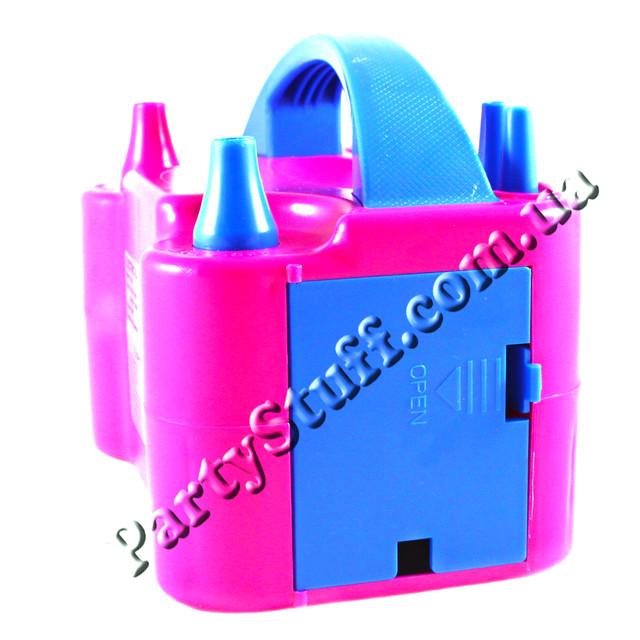 компрессор для шаров розовый
