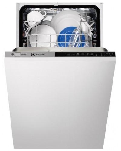 Посудомоечная машина Electrolux ESL 74300 LO (встраиваемая электролюкс, шириной 45 см, 9 комплектов)