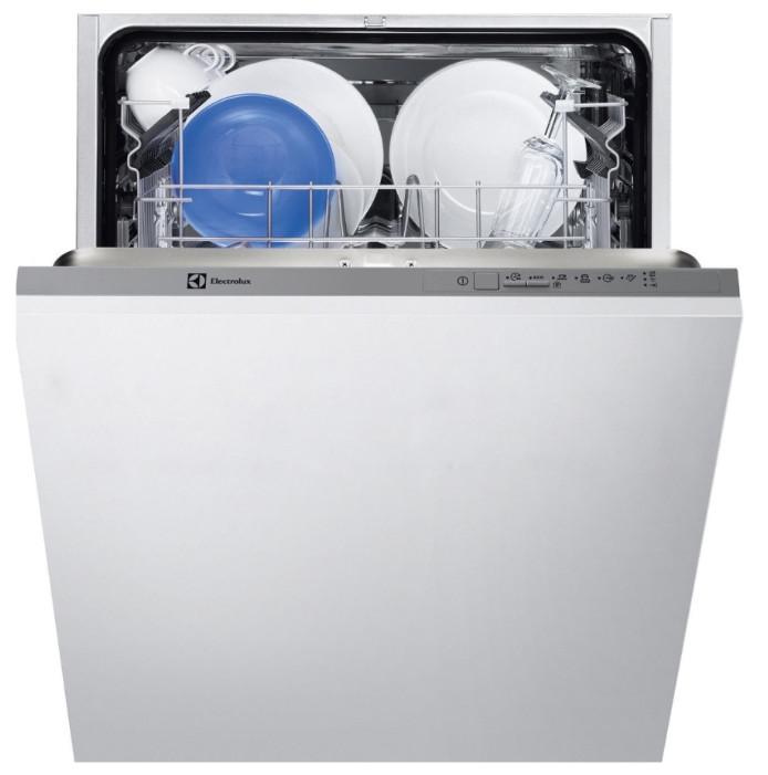 Посудомийна машина Electrolux ESL 6301 LO (вбудовувана,шириною 60 см, бош, 12 комплектів)