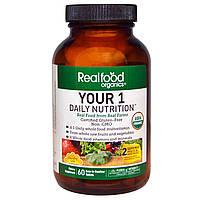 Your 1, Органический витаминный комплекс (60 таб. )