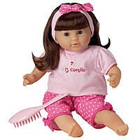 Куколка пупс  Франция Corolle 35 см Mon Classique - Chouquette Brunette Baby Doll