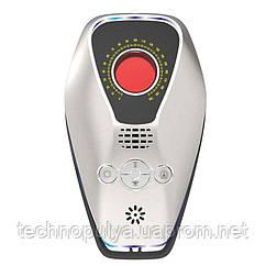 Детектор прихованих камер 4 в 1 багатофункціональний IDSVN X6 з датчиком вібрації, сиреною, відлякувачем комарів