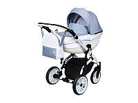 Дитяча коляска 2 в 1 Angelina Amadeo блакитна color 5