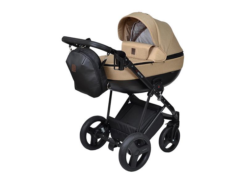 Дитяча коляска 2 в 1 Angelina Kapris пісочна color 6