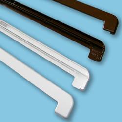 Заглушка для металевого відливу 450мм двостороння