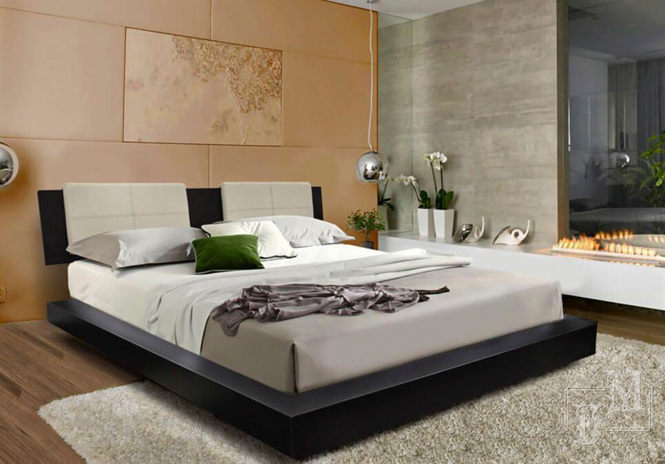 Деревянная кровать-тахта Агата