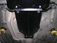 Защита коробки передач на Mercedes W 210
