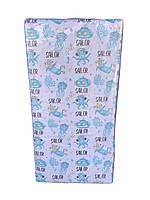 Матрас детский ортопедический Baby Comfort Соня Total Care кокос 5 слоёв  (120*60*6 см)  Матрос