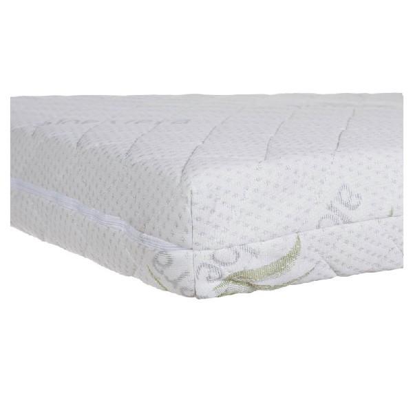 Матрас для детской кроватки Baby Comfort Aloe Vera стёганный 120*60 см