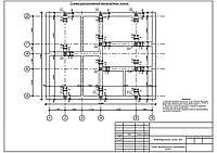 Расчет конструкций колон