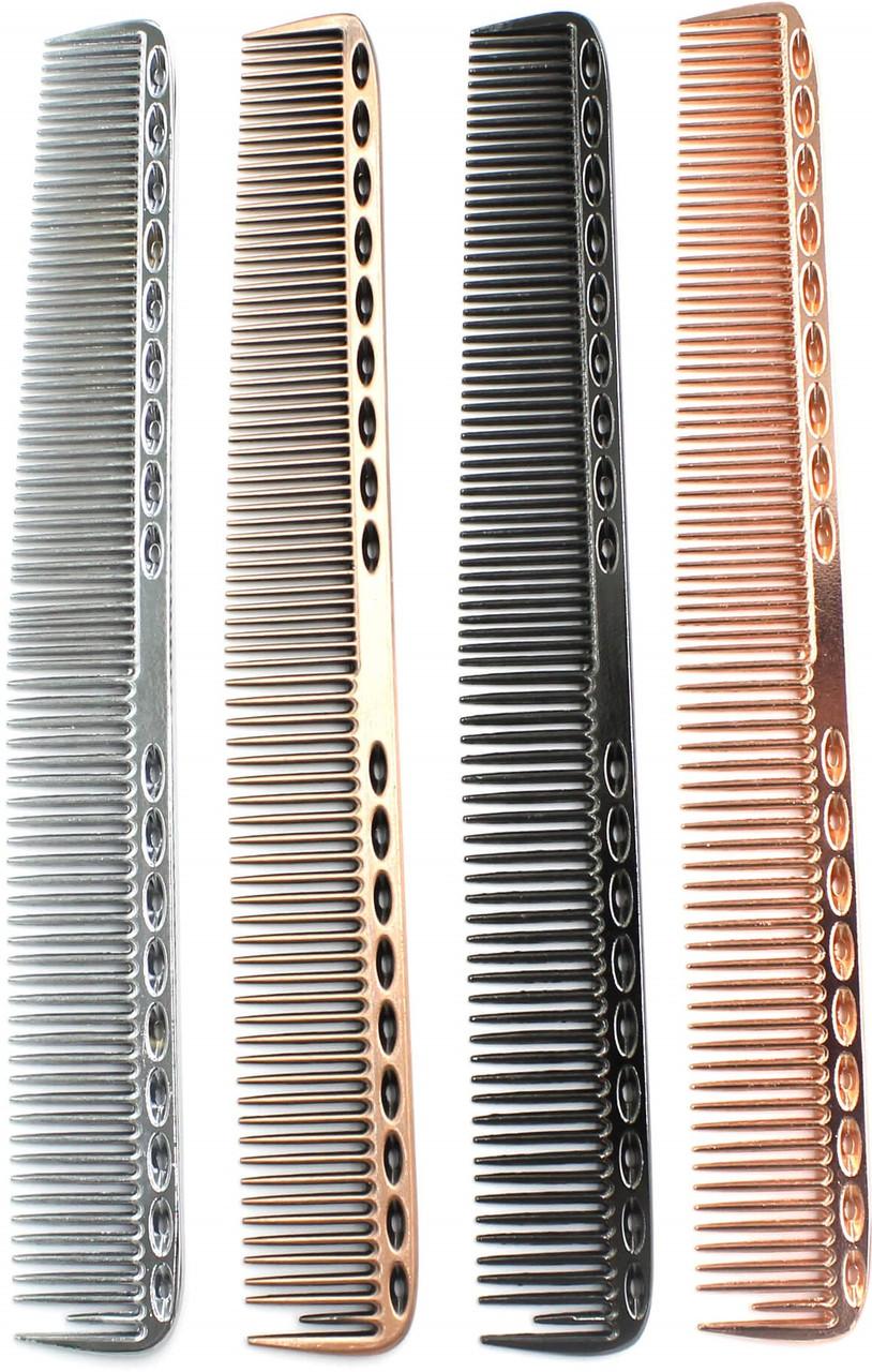 Гребінець для волосся металева SPL 13700, 1шт
