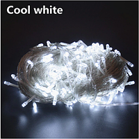 Гірлянда світлодіодна нитка 30 м, фото 1