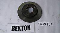 Тормозной диск передний Rexton II