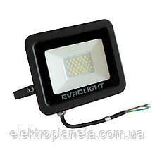 Прожектор светодиодный EVROLIGHT FM-01-30 30W 6400K