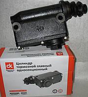 Цилиндр тормозной главный 1-секционный старого образца ( с боковым креплением) УАЗ <ДК>