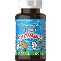 Мультивитамины для детей (жевательные) (100таб.)