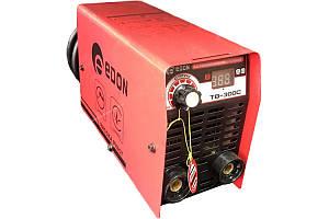Зварювальний інвертор апарат Edon TB-300C New (з екраном) Зварювальний інвертор