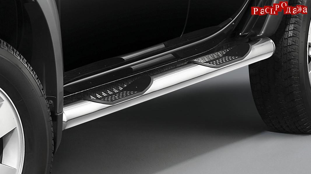 Подножки боковые  L200 2015+
