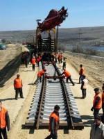 Ремонт,строительство железнодорожных путей