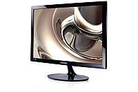 """Монитор 21.5 """"Samsung S22D300NY Black (TN, LED, 16: 9 (1920x1080), 200 cd / m²; 600: 1), покрытие экрана - мат"""