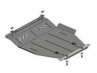 Металлическая (стальная) защита двигателя (картера) Geely MK хетчбэк (2006-) (V-1,5)