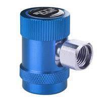 Муфта швидкознімна для заправки фреоном R1234YF автокондиціонерів HC-ML-1234 (синя)