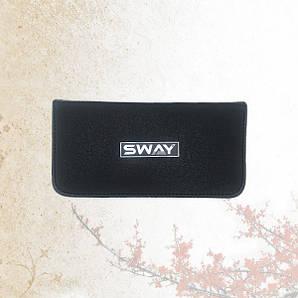 Чохол для 2-х ножиць Sway Black Edition Small