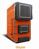Твердотопливные промышленные пеллетные котлы КОТэко Geyzer 100-1000 кВт