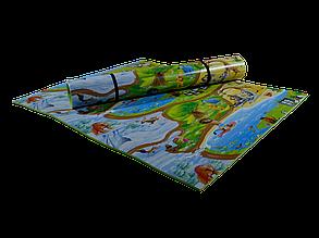 Розвиваючий килимок Мадагаскар 3000*1200*12 мм
