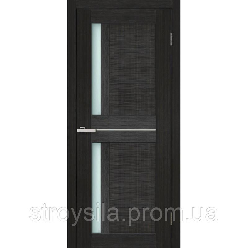 Дверне полотно ТМ Premium Decor NOVA 3D N1 З 700мм (premium dark)
