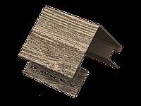 Наружный угол ″Тимбер-Блок″ Ель Альпийская 3,05м