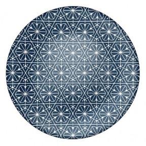 Тарелка  Bormioli Rocco Maiolica blue 430133FP2121931 (27 см)