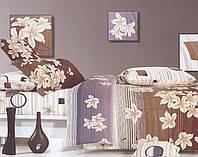 Двуспальный комплект постельного белья Корица