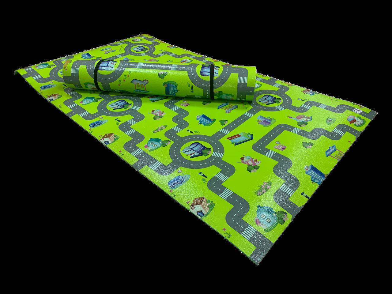 Розвиваючий килимок Дитинство 1800*550*8 см