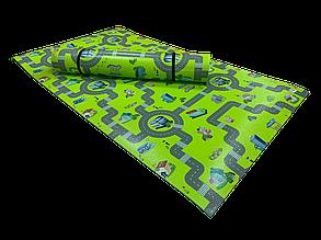 Развивающий коврик Детство 1800*550*8 см