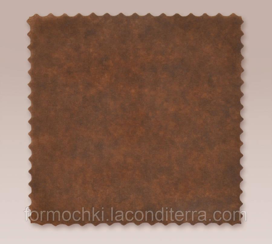 Пергаментні серветки квадратні (коричневі) 190х190мм 1000шт