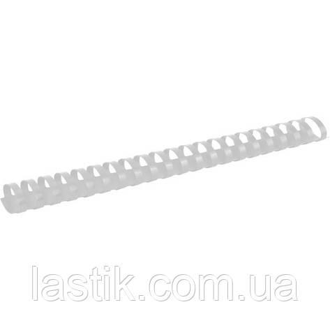 Пружина пластиковая d 32 мм, белая, 50 шт., фото 2