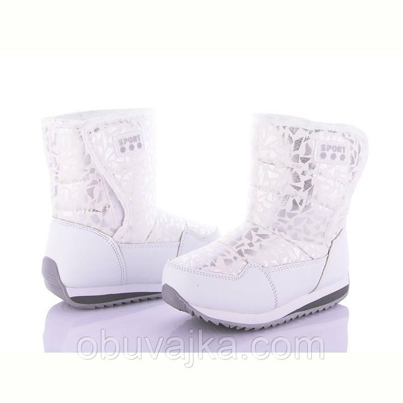 Зимняя обувь Детские дутики 2021 от фирмы  Alemy Kids (27-32)