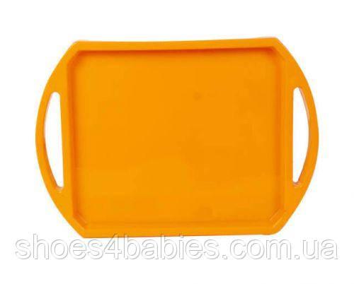 Піднос для кухні (помаранчевий)