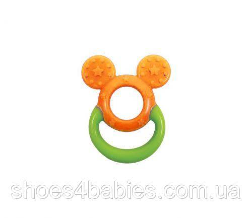 """Прорізувач """"Міккі Маус"""" (помаранчевий)"""