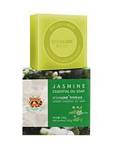 Мило ручної роботи SERSANLOVE Jasmin Essential Oil Мило з ефірною олією жасмину 100 гр