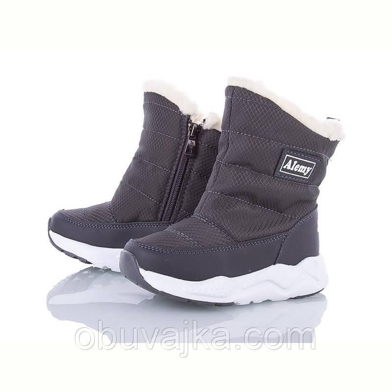 Зимняя обувь оптом Сноубутсы для детей от фирмы Alemy Kids (27-32)