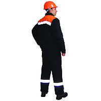 Куртка утепленная рабочая светоотражающая