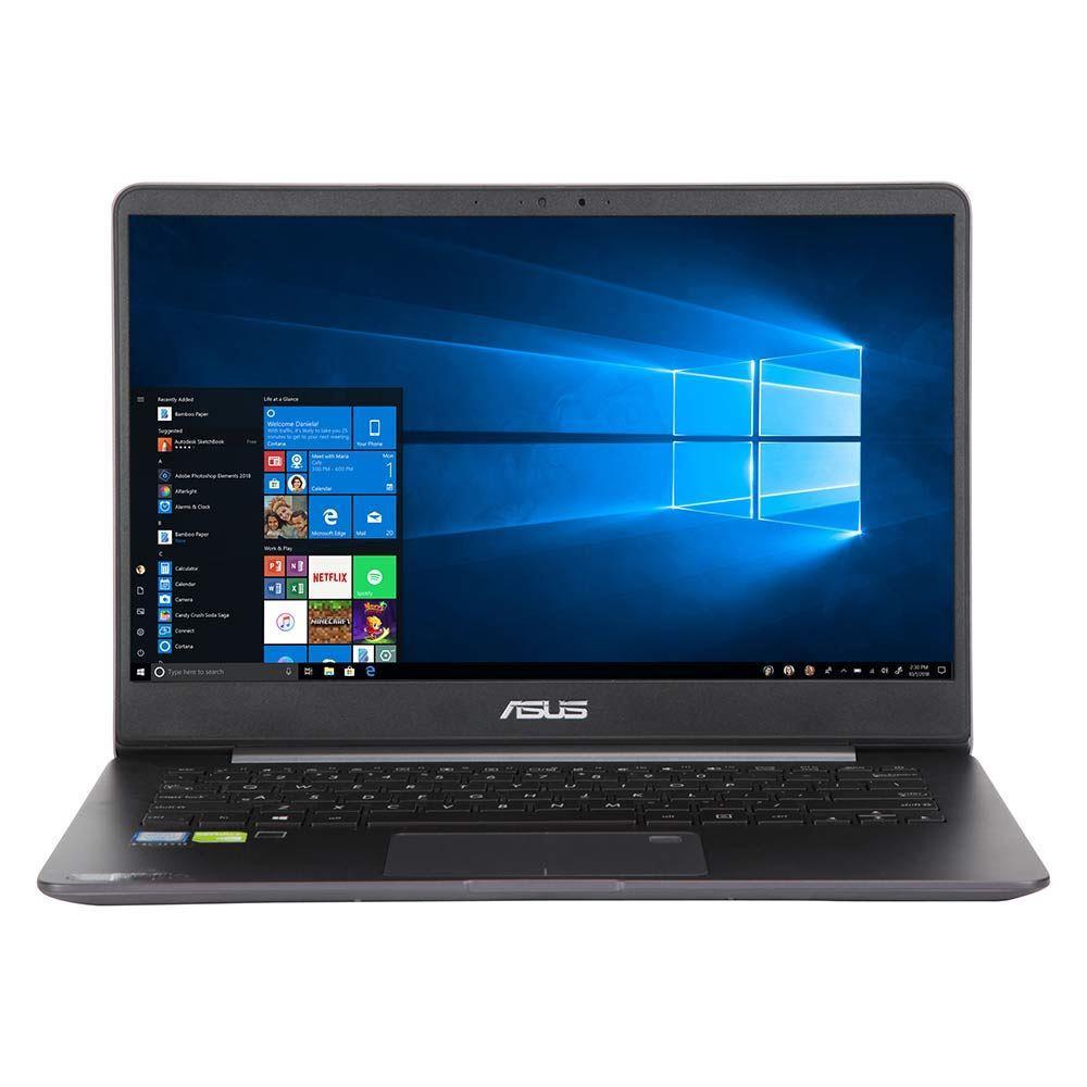 "ASUS ZenBook UX430UN-IH74-GR 14"" Laptop Computer - Grey - (90NB0GH1-M01130)"
