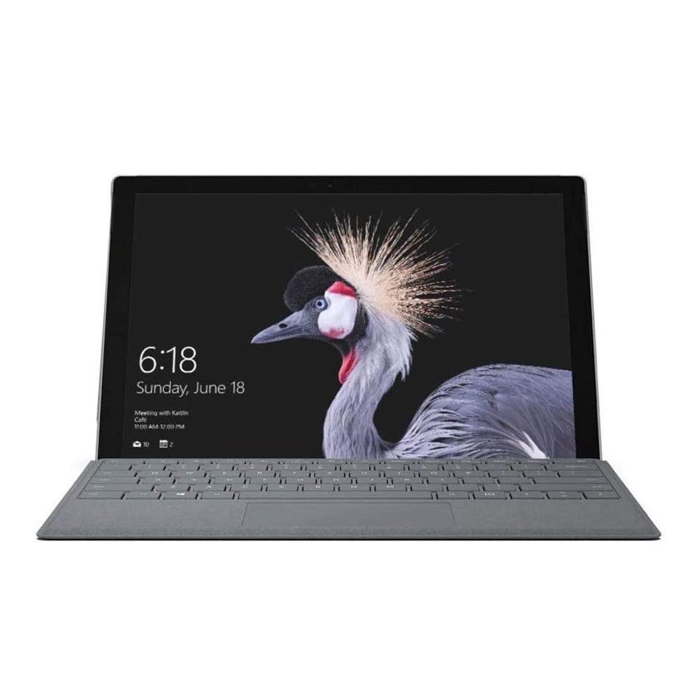 "Microsoft Surface Pro GWP-00001 12.3"" 2-in-1 Laptop Computer Bundle - Silver - (GWP-00001 FMM)"