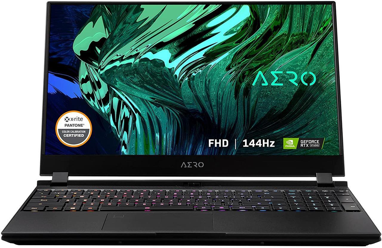 GIGABYTE Aero 15 XC-8US1130SH Gaming Laptop (AERO 15 XC-8US1130SH)
