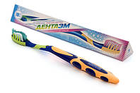 Щетка Зубная «ДентаЭМ» для чистки зубов и языка, массажа десен, языка, щек