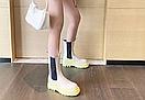 Жіночі зимові черевики (на байці), фото 5