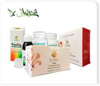 Препараты Dr. Nona (Израиль)